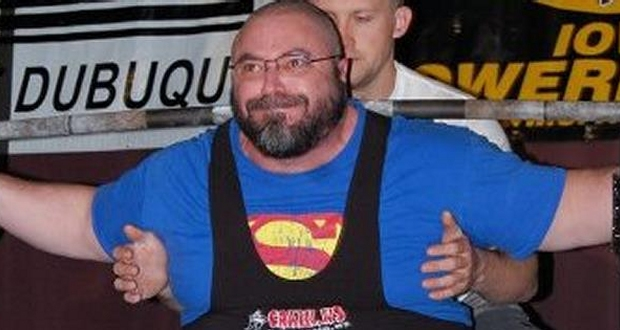 An Interview With Masters Powerlifter Steve Shaw