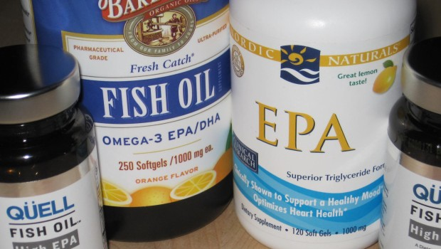 Fish oil capsules breast augmentation