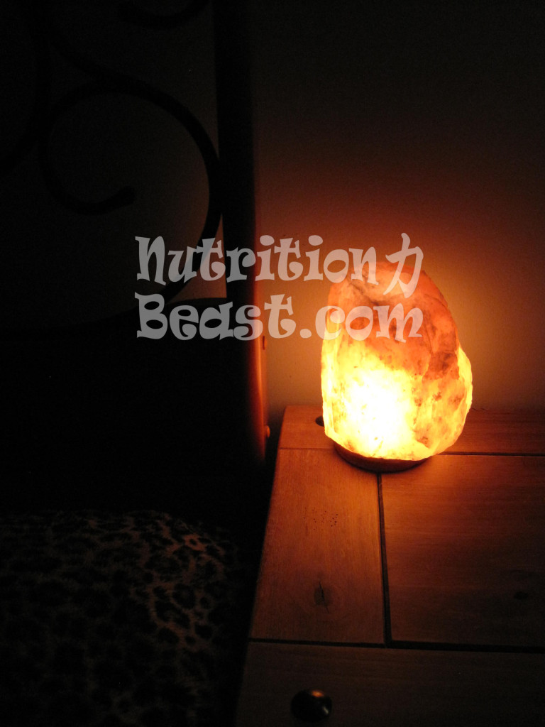 Benefits of a Himalayan Salt Lamp Nutrition Beast