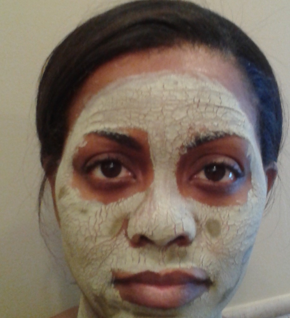 Clay mask MARY