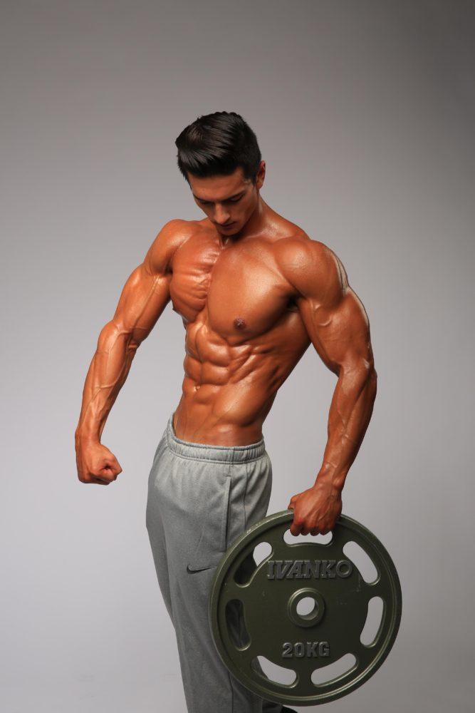Nutrition Beast Interviews Bodybuilder & Fitness Model ...