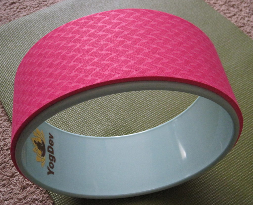 Yogdev S Yoga Wheel Review Green Pink 12 Premium Yoga Wheel Nutrition Beast